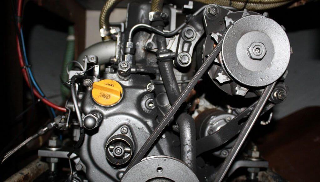 Bootklusjes dieselmotor, electra